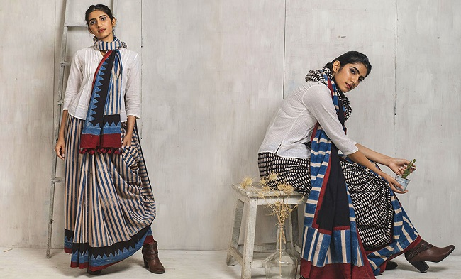 The saga of ethnic wear for women at TheBlockArt